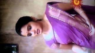 getlinkyoutube.com-Seducing BOOBS And Navel Malar
