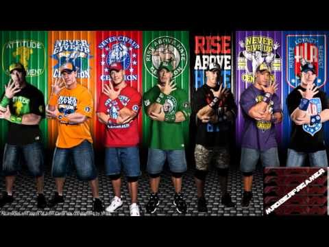 [2012] WWE Theme Song - John Cena