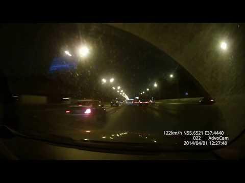 Nissan Teana J32 & BMW G30. Собираем штрафы на МКАД
