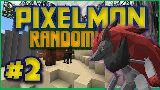 Pixelmon 4.0.3 Randomizer Season 2 ★ Episode 2 - ILLUSION OASIS