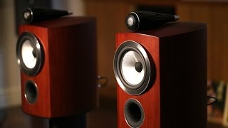 Bowers and Wilkins' new diamond speakers reach for the sky