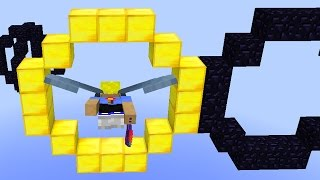 getlinkyoutube.com-Elytra Flugparkour! - Minecraft Map