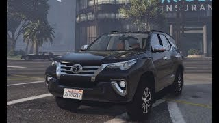 Toyota Fortuner 2017 in GTA 5