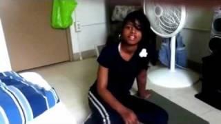 getlinkyoutube.com-Alaya singing I will always love u by Whitney Houston