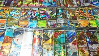 getlinkyoutube.com-Ma collection Pokémon ENTIERE de Cartes pokemon du bloc XY ! MEGA EX FULL ART !