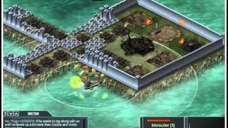 getlinkyoutube.com-Battle Pirates Beginner Part 4 - Shell the Shore