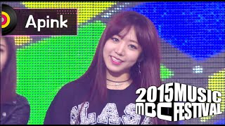 getlinkyoutube.com-[2015 MBC Music festival] 2015 MBC 가요대제전 - Apink - Remember, 에이핑크 - Remember 20151231