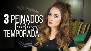 getlinkyoutube.com-3 Peinados Fáciles Para Esta Temporada