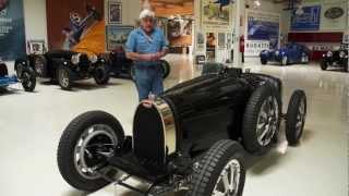 getlinkyoutube.com-1927 Bugatti Type 35 Pur Sang Replica - Jay Leno's Garage