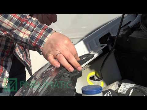 Расположение датчика кислорода в Peugeot 5008