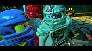 getlinkyoutube.com-Lego Ninjago: Shadow of Ronin — трейлер