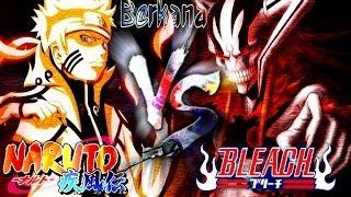 getlinkyoutube.com-Naruto kurama mod VS Ichigo Vasto Lorde [Naruto] By Berkana (Mugen)