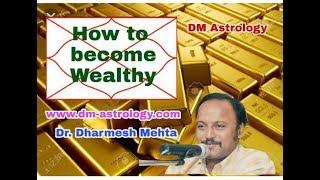 getlinkyoutube.com-Secret to become wealthy through Vedic Ast by Dr Dharmesh Mehta
