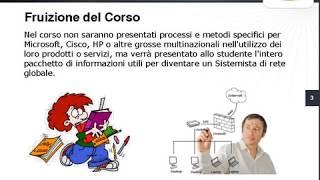 "getlinkyoutube.com-Corso ""Sistemisti di rete"" - Slide Promozionale"