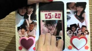getlinkyoutube.com-樂樂手工創意 - iphone滑動卡