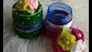 getlinkyoutube.com-RECICLAGEM - Mini caixinha com tampa de Garrafa Pet