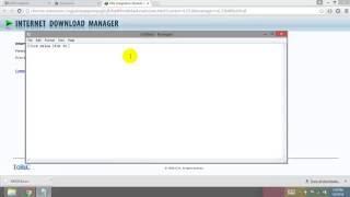 getlinkyoutube.com-Integrate Internet Download Manager (IDM) with Google Chrome 2016
