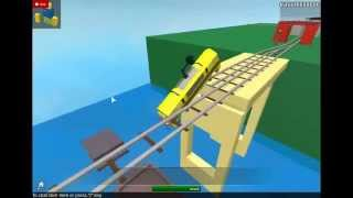 getlinkyoutube.com-Thomas And Friends The Magic Railroad Chase Scene