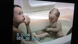 Bath Time Sept. 1999