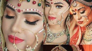 getlinkyoutube.com-Bipasha Basu Wedding Makeup | Bengali Bridal Makeup | Bengali Traditional Wedding |