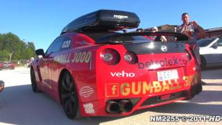 getlinkyoutube.com-Gumball 3000 BEST CAR SOUNDS - Accelerations, Revs and More!!