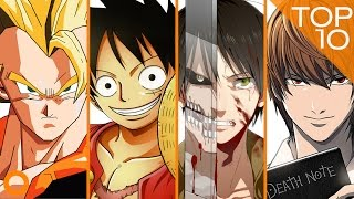 getlinkyoutube.com-Top 10 Anime Serien - JARTS #02