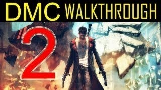 getlinkyoutube.com-DMC walkthrough - part 2 Devil may cry walkthrough part 2