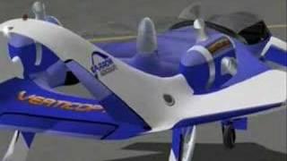 getlinkyoutube.com-Garrow Aircraft's Verticopter VTOL concept