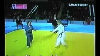 getlinkyoutube.com-JUDO 2009 European Championships: Vera Koval (RUS) - Urska Zolnir (SLO)