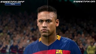 getlinkyoutube.com-PES 2016 - How To Make Graphics On PC To Looks like on PS4/XBOX ONE