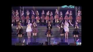 getlinkyoutube.com-JKT48 - Yuuhi wo Miteiruka (Accoustic) @ Konser JKT48 RTV (27-6-2015)