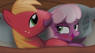 getlinkyoutube.com-[ My little Pony FiM ] Big mac And Cheerilee – Love Scenes