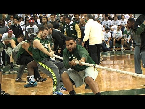 EMU Football - Test of Strength