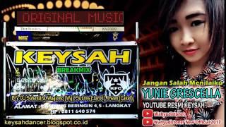 JANGAN SALAH MENILAIKU VOCAL YUNIE GRESCELLA KEYSAH DANCER POP KEYBOARD KN7000
