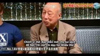 Phỏng vấn 2 diễn viên phim Jav nổi tiếng nhất Nhật Bản