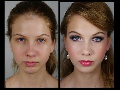 Taylor Swift 2014 Grammys Makeup Tutorial-Ojos Pequeños
