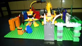 getlinkyoutube.com-Lego Mixels Episode 3: The Baby Mixels