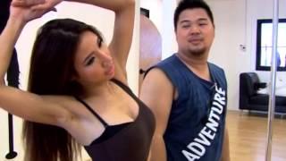 getlinkyoutube.com-Dr. LOVE Show Ep.02 ตลุยสถาบัน Pole Dance