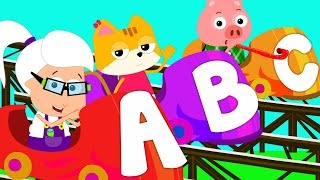 Bud Bud Buddies   ABC Song   Learning Alphabets For Kids   Nursery Rhymes