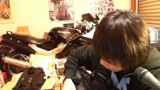 getlinkyoutube.com-ノーマディックというバイクにぴったりなバッグを見つけたのです