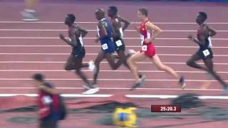 getlinkyoutube.com-10,000m Final IAAF World Championships Beijing 2015 - Mo Farah