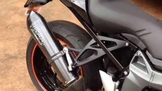 getlinkyoutube.com-BMW K1300R GPR Exhaust