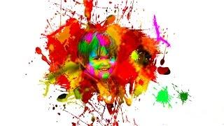 getlinkyoutube.com-Color splatter effect in Photoshop [Holi Special]