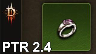 getlinkyoutube.com-Cамый мощный комплект в Diablo 3 [PTR 2.4]