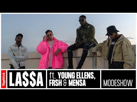 LA$$A ft. Young Ellens, Frsh & Mensa – Modeshow