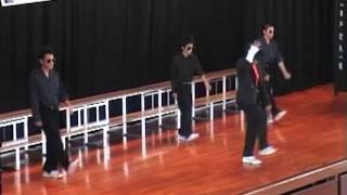 getlinkyoutube.com-マイケルジャクソン踊ってみた。~中学文化祭~