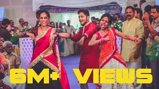getlinkyoutube.com-welcome Dance |  Lithin Megha | Betrothal