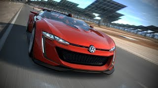 getlinkyoutube.com-Volkswagen GTI Roadster Vision Gran Turismo: Inside Movie