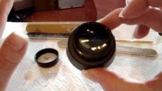 getlinkyoutube.com-Ricostruzione unghie 3 parte-applicazione gel