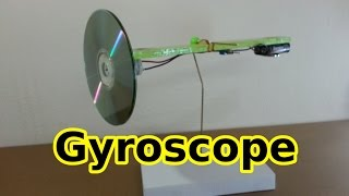 getlinkyoutube.com-Simple DIY Gyroscope